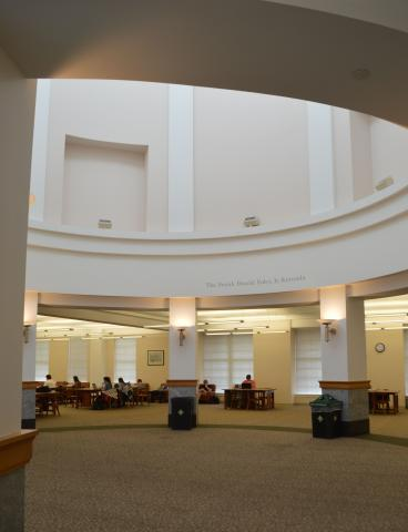 Rotunda with columns